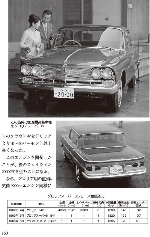 「プリンス自動車の光芒」ページサンプル